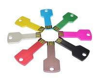 Promotional key shape usb flash drive customized usb flash drive