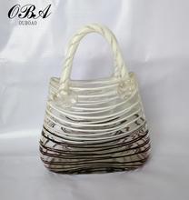 Art Of Bag Shaped Vase,Custom Make Other Style Of Art Vases