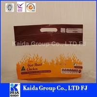 china wholesale market plastic ziplock bag for hot chicken