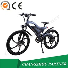 2014 New Off Road Electric Bike 36V 250W 6 speed e-bikes