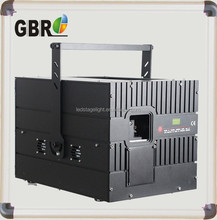 5W indoor use high power Animation laser lighting equipment for event show