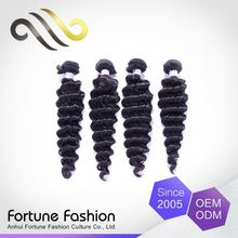 Professional Factory Supply Tangle Free Gray Grade 8A Beautiful Hair Wave Wave Collection