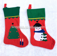walson 2015 hot selling handmade christmas sock christmas slipper socks