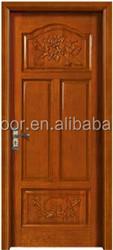 JK-M235 Indian Hand Carved Old Doors for Sale