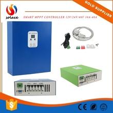 complete solar solution 12v solar controller pwm
