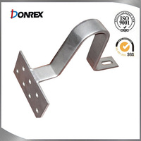Factory price of metal bracket fabrication with welding service