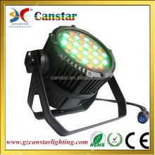 Waterproof 54*3W Disco Light, LED PAR Light, LED PAR Can Stage Wash Light