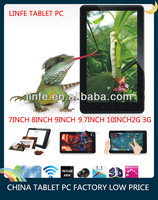 9 Inch Kids Children's Education Tablet PC AllWinner A13 1.2GHz 8ROM Android 4.1 Dual Cameras