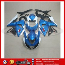 KCM420 Motorcycle Fairings With Windscreen ABS Plastic Materials Fairings For Suzuki GSX-R1000 2009-2013