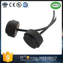 FBWFM-012-1.0MHz piezoelectric sensor ultrasonic piezoelectric sensor piezoelectric sensor for vibration (FBELE)