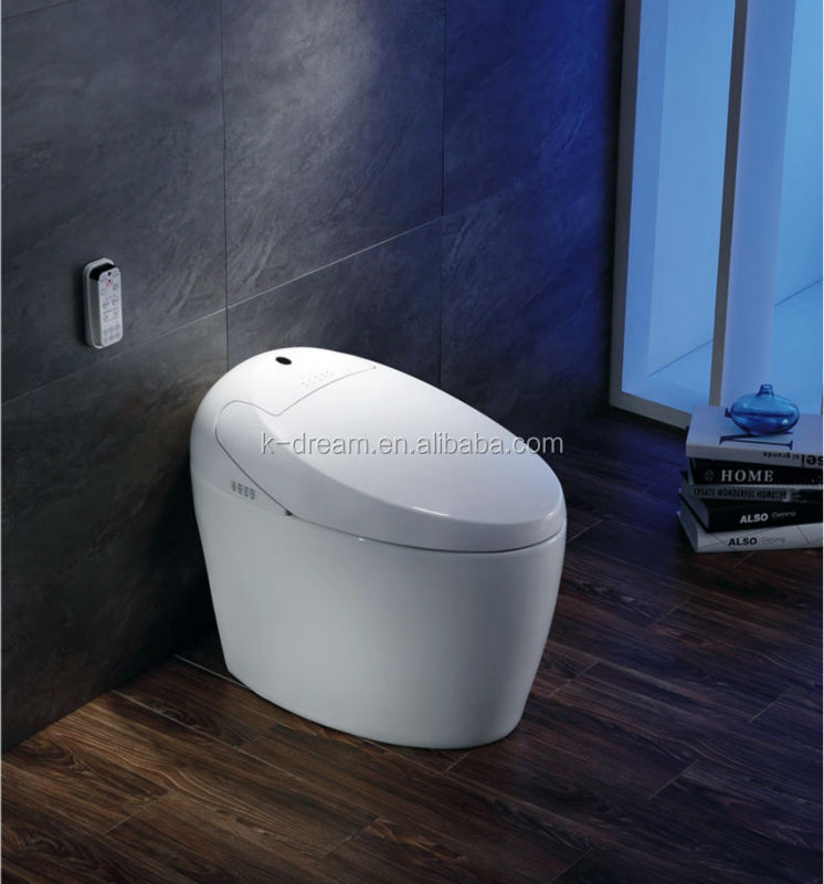 Automatic self clean toilet seat intelligent toilets with built in bidet buy intelligent - Automatic bidet toilet seat ...
