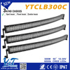 Y&T Newest design 300W wholesale led light bar , 6000k ip67 mini led fog light for truck made in china