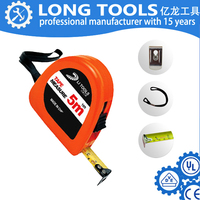 Tape Measure Cheap ABS Case Stainless Steel Tape Measure /Tailor Plastic Tape Measure