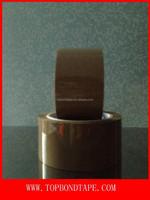 HOT SALE ! BOPP brown paper adhesive packing tape