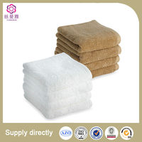 Manufacture Cheap Bleached Cotton Towels Wholesale for Hotel