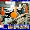 Full automatic gypsum board manufacturing process, gypsum board machine