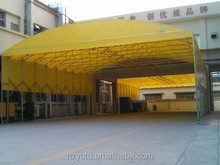 2015 folding outdoor PVC tent
