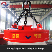 strong electro lifting magnet , powerful electro magnet , high quality electromagnetic lifting magnet