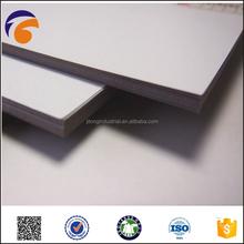 2015JITONG PAPER C2S duplex board white back / hard stiff paper board / snow white wrapping paper