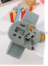 Kids watch custom Jelly fashionable lovely silicone watch YJ-S02