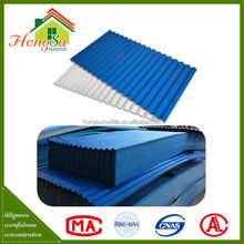 Chinese style fire resistance corrugated roofing shingle