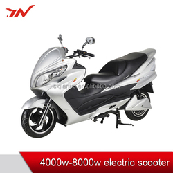 EEC 8.0KW Electric Motorcycle
