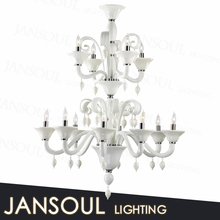 fancy handmade beautiful wholesale importer of chinese clear glass chandelier top crystal