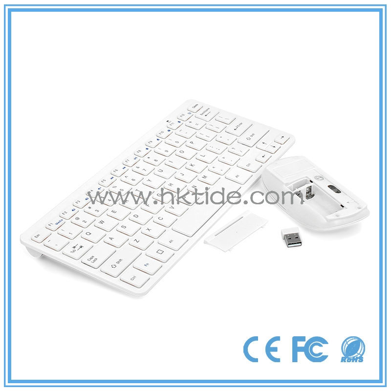 cheap wireless keyboard and mouse made in china