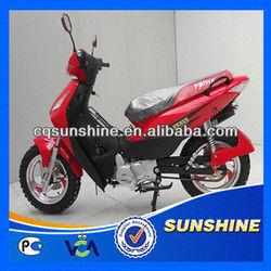 SX110-5D Purple Full Color 110CC Cub Motorcycle