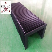 fabricator for accordion rubber bellows