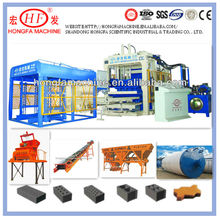 12-15 Industries construction equipment/germany qualityConcrete block making machine/brick making machine