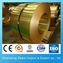 china brass sheet brass sheet metal 0.5mm thick brass sheet Low price wholesale