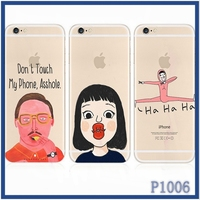 wholesale 2016 fashion trends tpu cell phone case with cartoon printed made in china free sample