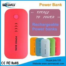 China Supplier rohs power bank 5600mah, manual for power bank 5600mah