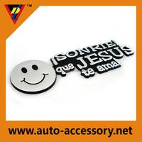 Jesus car badges custom truck emblems