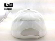 Velcro closure soft cheap baseball cap /JEYA supplier children headwear baseball cap with Pre-curved PE board visor
