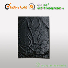 100 gallon recycled pe trash bags 100% recycled garbage bag