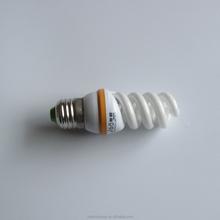 CFL bulb,Full Spiral Shape For Energy Saving Lighting