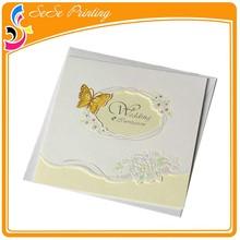 A4 wedding invitation card paper