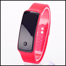 AD8089 Wholesale NEW fashion hot selling silicone LED wrist watch