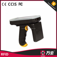 RFID Handheld Reader Smartphone Type For Weapon Management