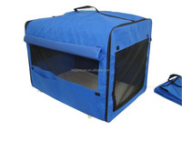 Portable Dog Cat Pet House Soft Kennel