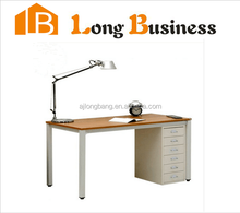 Modern Cheap Wooden School Teacher Writing Table Desk with Drawers
