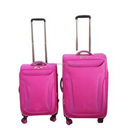 2015 newest high quality nylon super light luggage
