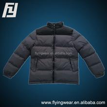 New Winter Men's Short Paragraph Slim Collar Cotton Padded Jacket