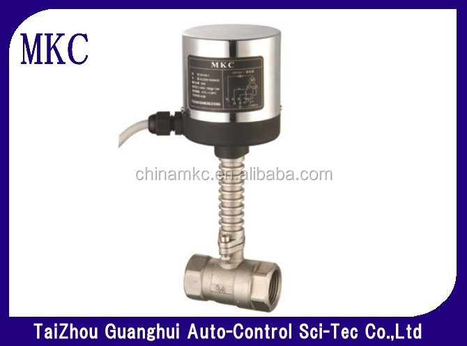 High temperature electric ball valve buy motorised ball for High temperature electric motor
