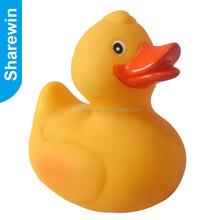 CE,EN71,ASTM custom PVC yellow duck
