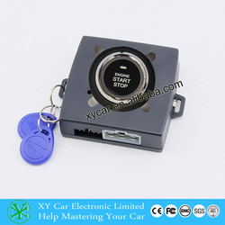 Car Alarm system, Engine Start Stop Button,car alarm system manual XY-902