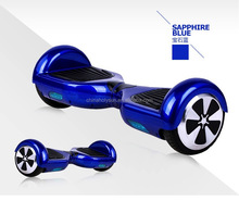 Hot New! Big battery capacity electric motorcycle with two wheel smart balance