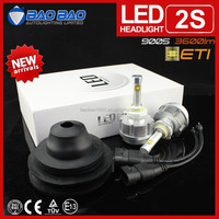 Alibaba China car led supplier Canbus Led headlight kits for Car Truck 9-30v 3600lm 30w hot sell in USA Thailand Russia--BAOBAO